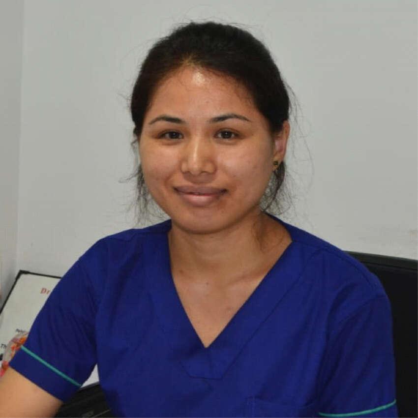 Dr. Prenidha.M.Sangma